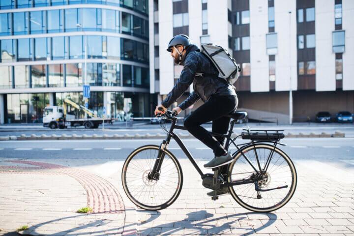 Een bedrijfsfiets of e-bike in de plaats van een bedrijfswagen?
