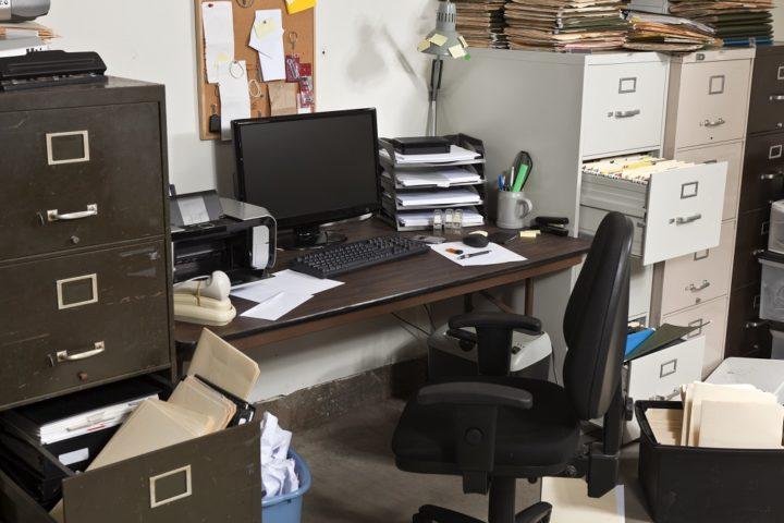 5 tips voor een georganiseerde werkplek