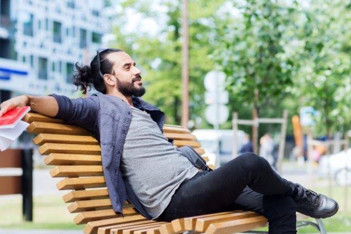 Buiten pauzeren|Neem een echte pauze|Buiten sporten