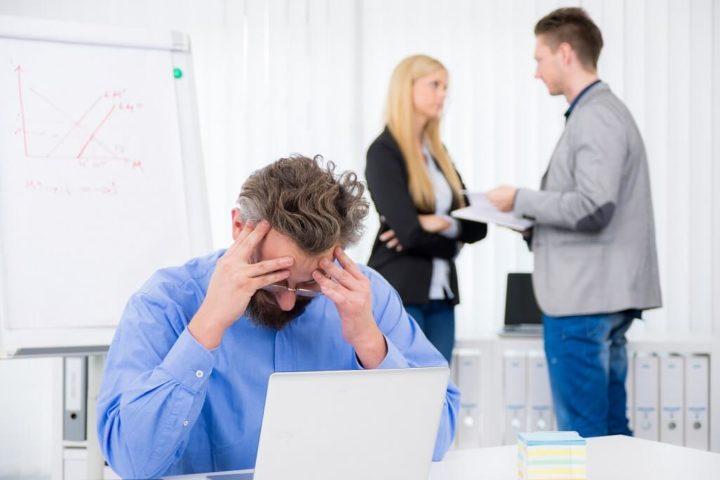 Gehorige werkplek|Geluidsbescherming|Te koude werkplek