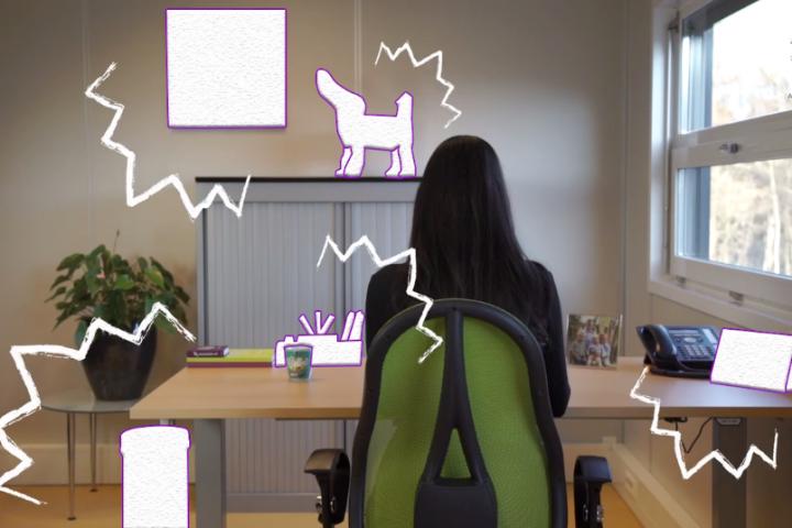 De ideale werkplek op kantoor