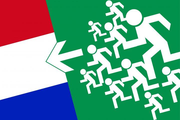 Bijna helft van werkend Nederland heeft nog nooit ontruiming geoefend.  AED  