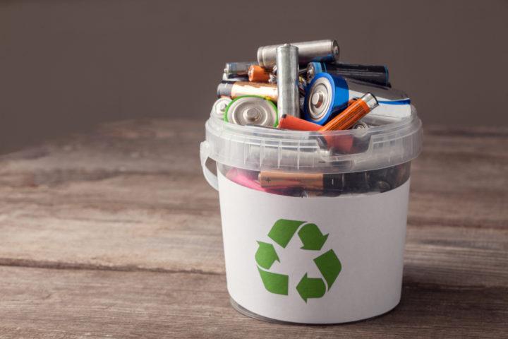 duurzaam omgaan met batterijen