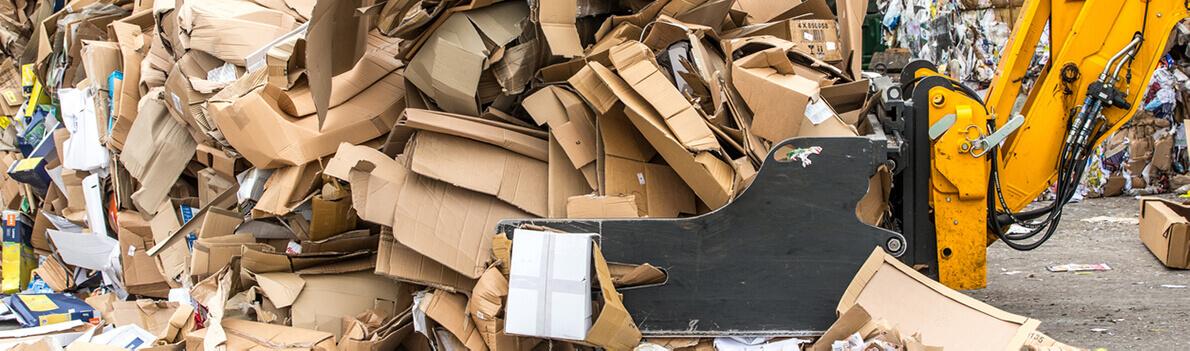 Afval scheiden en sorteren