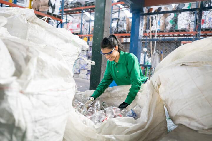 Afval scheiden op de werkvloer