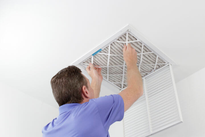 entretien système ventilation