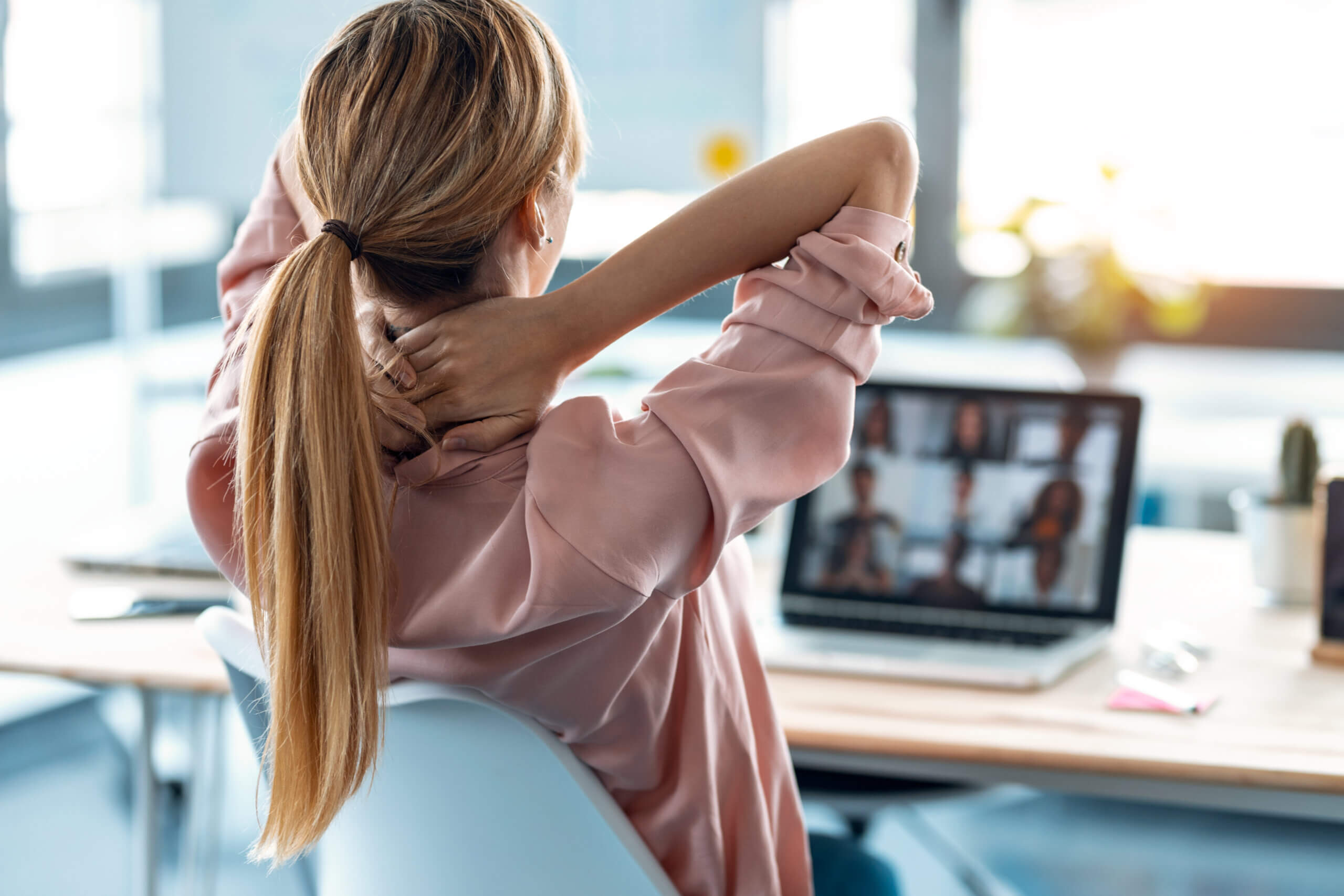 Telewerken en ergonomie: voorkomen is beter dan genezen