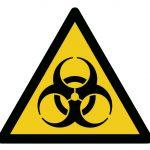 Gevaar voor biologische besmetting